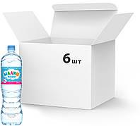 Упаковка воды питьевой детской Малыш 1.5 л х 6 шт (4820199500251)