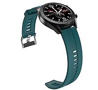 Сенсорные смарт-часы Smart Watch HS99-DH Green, спорт часы, умные часы, наручные часы, фитнес браслет, фото 1