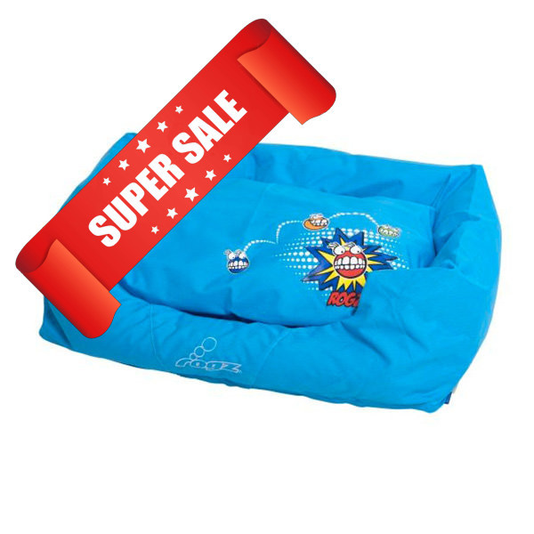 Лежак для собак Rogz Spice Podz Comic L 88x55x26 см