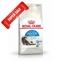 Сухой корм для котов Royal Canin Indoor Long Hair 10 кг - 32%