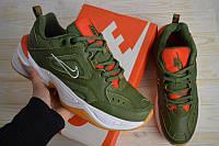 Кроссовки Nike M2K Tekno (Хаки)