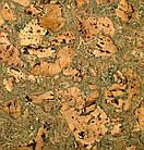 Пробковые панели (обои) Atlanta Green TM Egen 600*300*3 мм, фото 2