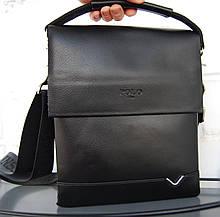Мужская сумка-планшет Polo с ручкой.Барсетка мужская. Размер(в см) 25,5 на 20,5 КС28
