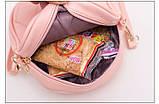 Маленькая детская сумочка. Сумка через плечо для девочки КС79, фото 3