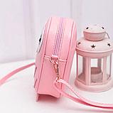 Маленькая детская сумочка. Сумка через плечо для девочки КС79, фото 8
