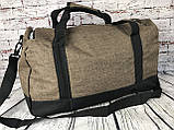 Спортивная сумка Reebok. Дорожная сумка. Раз. 49*27*23см КСС16-1, фото 2