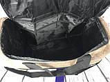 Спортивная сумка Reebok. Дорожная сумка. Раз. 49*27*23см КСС16-1, фото 3