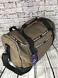 Спортивная сумка Reebok. Дорожная сумка. Раз. 49*27*23см КСС16-1, фото 7