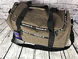 Спортивная сумка Reebok. Дорожная сумка. Раз. 49*27*23см КСС16-1, фото 8