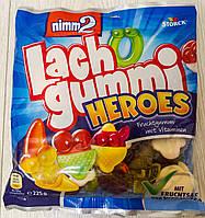 Жевательный мармелад Lach Gummi Heroes фруктовый микс 225g Storck Германия