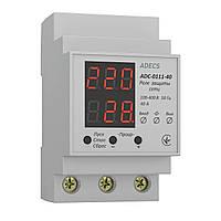 Реле напряжения ADECS ADC-0111-40 Гарантия 5лет!!!