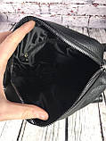 Мужская сумка - планшет.  Барсетка мужская через плечо.  КС33, фото 3