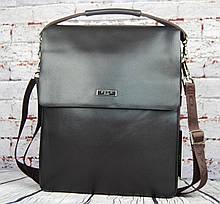 Большая сумка Polo под формат А4 Размер 33 на 26 со съемной ручкой КС68