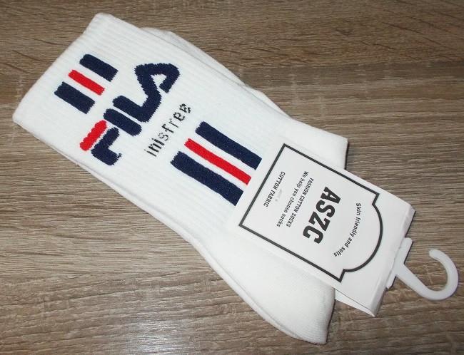 Носки высокие теннисные размер 22-25 см