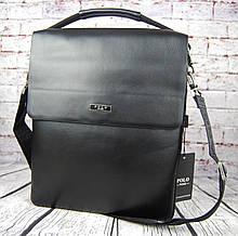 Большая сумка Polo под формат А4 Размер 33 на 26 со съемной ручкой КС68-1