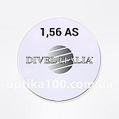 Компьютерная линза Divel Italia Silken Chroma 1.56 асферическая. Италия