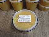 """Мёд """"Липовый + Разнотравье"""" 0,5 л., 100% натуральный мёд / Мед """"Липовий + Різнотрав`я"""" 0,5 л., 100 % мед, фото 3"""