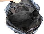 Мужская дорожная сумка. Сумка для поездок. Коричневая КСД7, фото 4