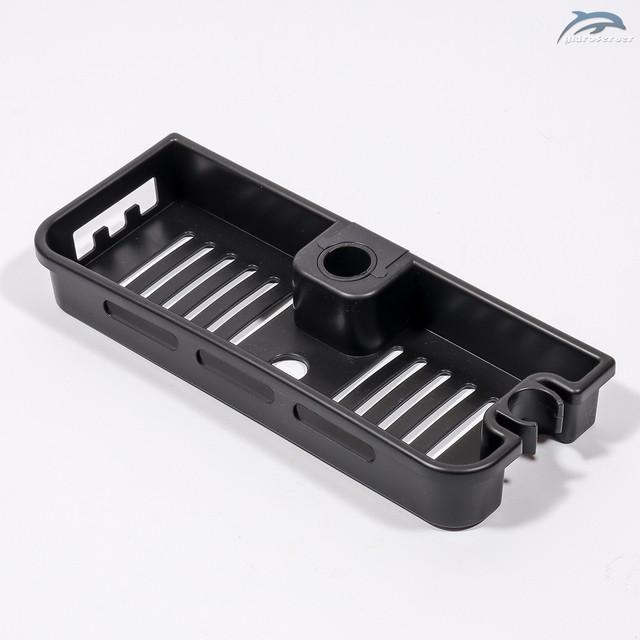 Полочка для душевого гарнитура WEMI SB-01 используется под душевые принадлежности, термопластовая.