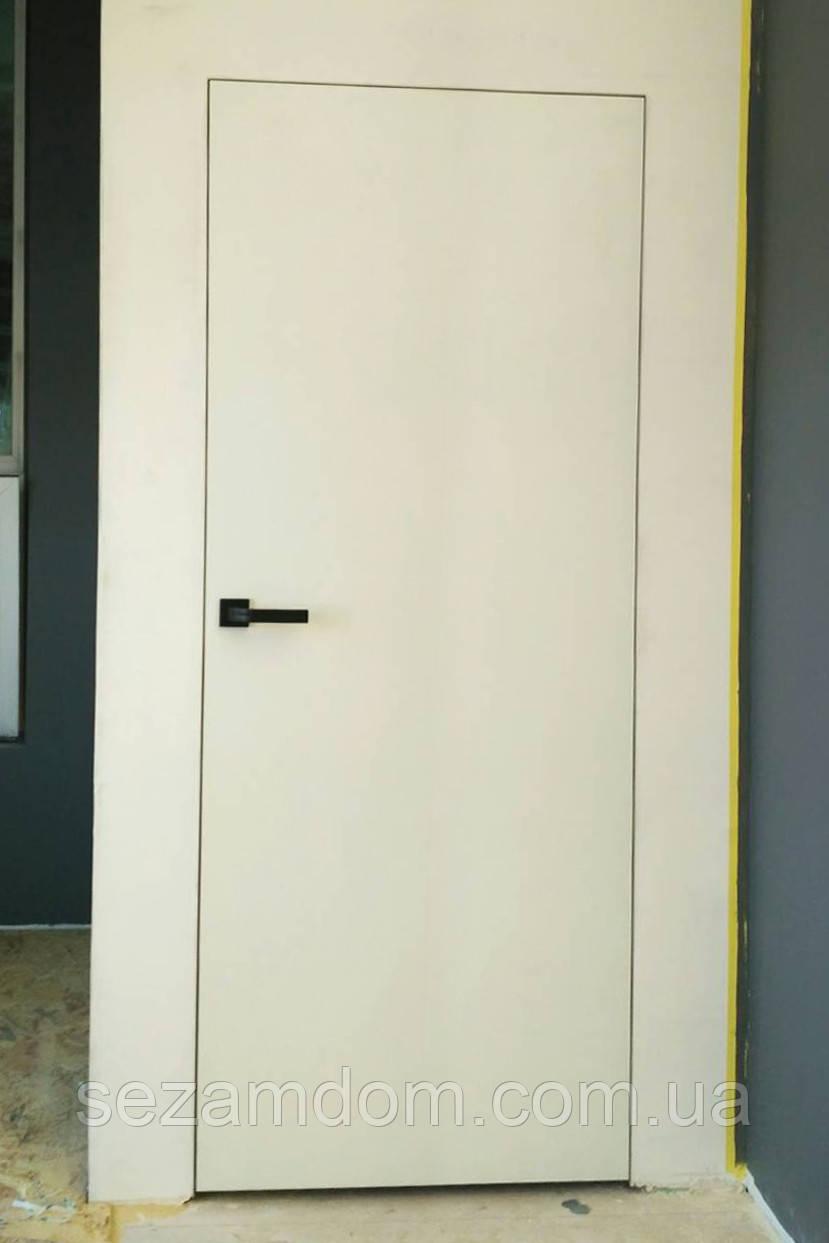 Двері прихованого монтажу