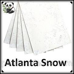 Пробковые панели (обои) Atlanta Snow TM Egen 600*300*3 мм