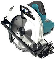 Дисковая циркулярная пилаEuro Craft (CS214)