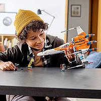 Lego Star Wars Истребитель типа Х По Дамерона (75273), фото 5