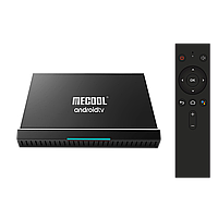 Mecool KM9 Pro Google Certified, 2/16 Гб, Голосовое управление, 4K UltraHD, Android 9.0, Amlogic S905X2, фото 1
