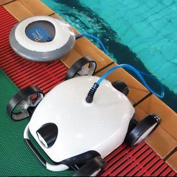 робот-уборщик Bridge Falcon+ с выносным аккумулятором