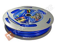 Трубка пневматическая полиэтилен РЕ Ø4-6мм (пр-во SALFLEX) Турция цвет синий (норма отпуска бухта 100м)