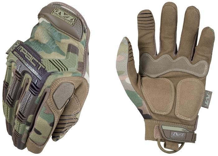 Перчатки тактические Mechanix M-Pact (Multicam) оригинал 271631482