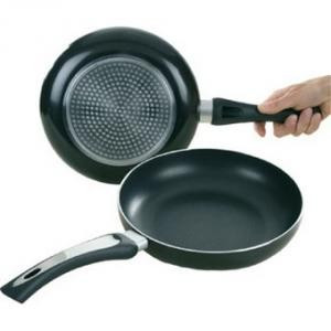Сковорода обычная Maestro MR-1203 термостойкая эмаль Porclean 26 см    сковородка Маэстро, сотейник Маестро