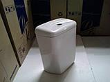 Бачок Рио (без крышки, нижний подвод воды) к унитазам-компакт Днепрокерамика Сорт 1, фото 4