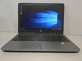 "Ноутбук HP ProBook 650 G1 15.6"" Core i5-4210M / DDR3 - 4Gb /HDD - 500Gb"