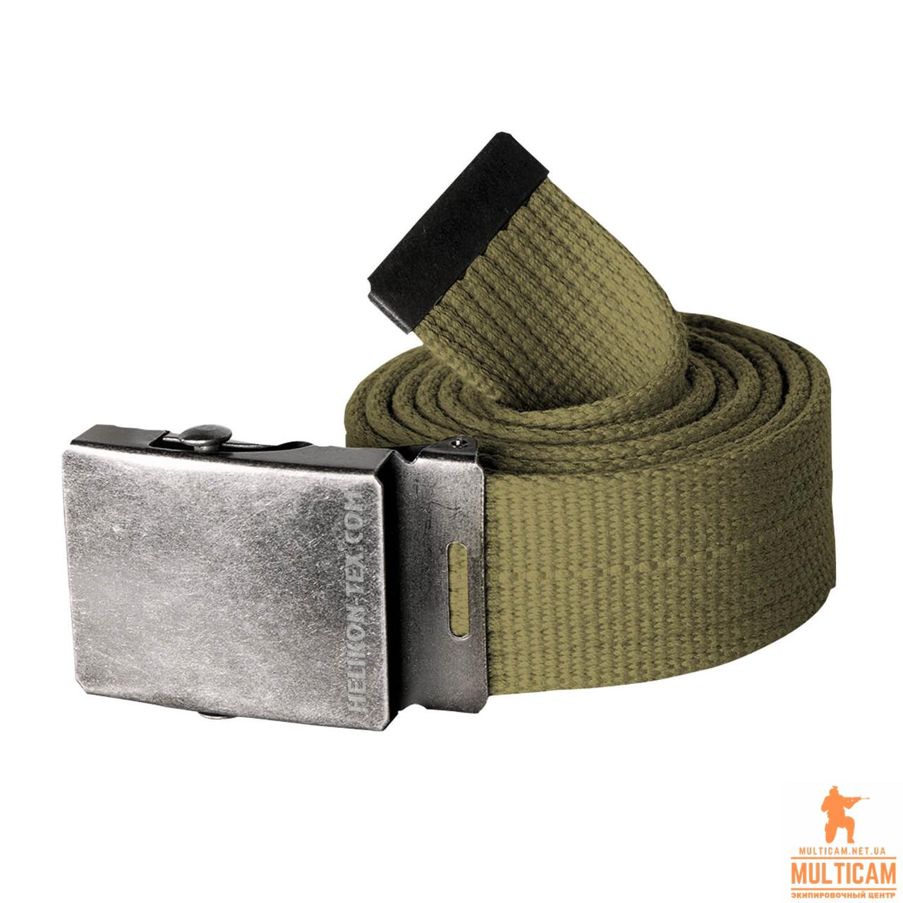Ремень Helikon-Tex® CANVAS Belt - Olive Green