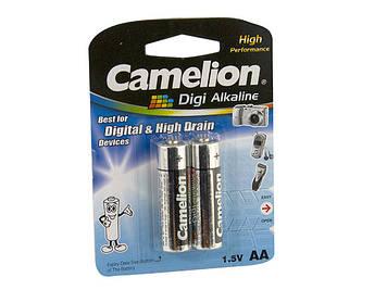 Батарейки Camelion Digi Alkaline LR-06/блістер 2шт (12)