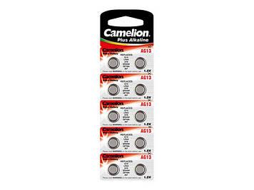 Батарейка Camelion Алкалайн AG13/10bl(10)(100)