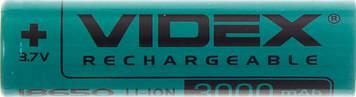 Акумулятор Videx Li-ion 18650-R,3000mAh