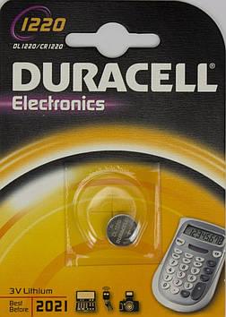 Батарейка Duracell Алкалайн CR-1220/1bl Electronics(10)