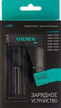 Зар. пристр. унів. Videx VCH-L200