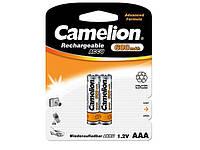 Акумулятори Camelion Ni-Mh (R-03,600mAh)/блістер 2шт (12)