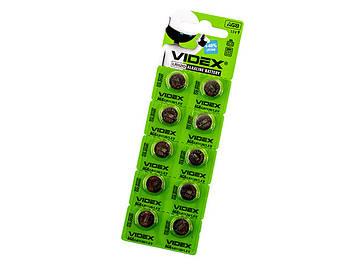 Батарейка Videx AG8/10bl(LR1120)(2)(10)(100)