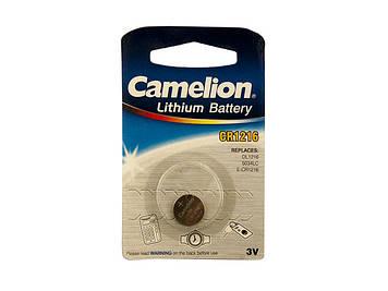 Батарейка Camelion CR1216/1bl(10)