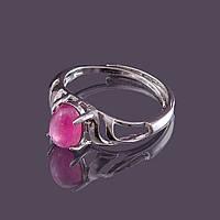 Кольцо sherl рубин Розовый кл-рбн-027, КОД: 1282105