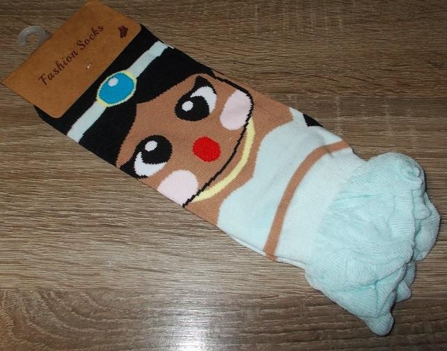 Носки короткие Fashion размер 35-39