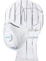 Немецкий медицинский респиратор UVEX, многоразовый, 24 часа беспрерывного использования, сертифицированный
