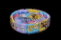 Лежак для домашних животных Мур-Мяу Сиеста Разноцветный (hub_EHQd32674)