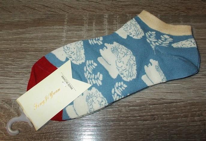 Носки короткие Jengli размер 22-25 см