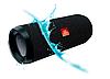 Влагозащищенная акустика JBL Flip 4 (Black)