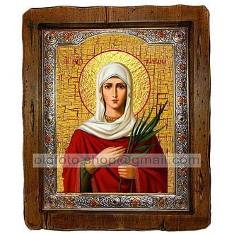 Иконы Святых Именные Женские (посеребренный оклад)
